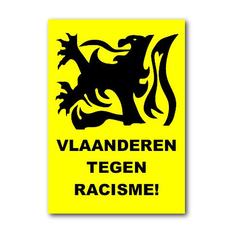 Zelfklever Vlaanderentegeracisme